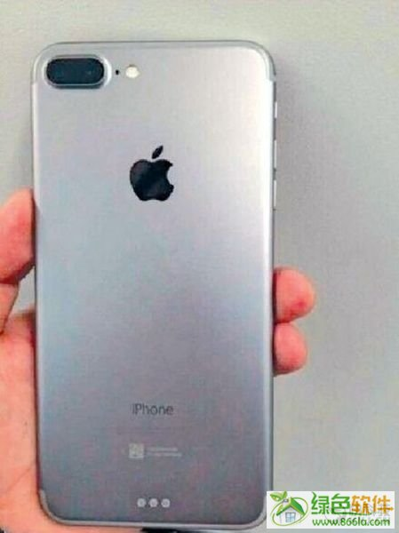 丑哭了!iPhone 7、7 Plus外形大曝光